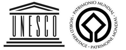 Les villes du patrimoine mondial : capitales du temps dans Archéologie logo_patrimoine_unesco