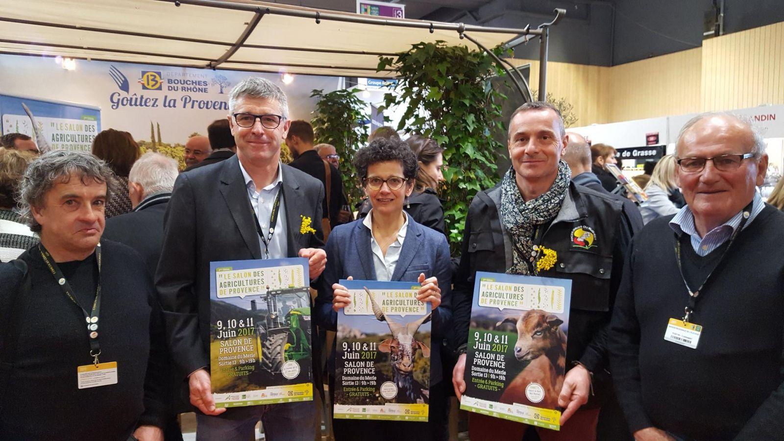 Institut des r gions chaudes for Salon des agricultures de provence 2017